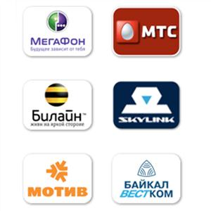 Операторы сотовой связи Макушино
