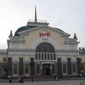 Железнодорожные вокзалы Макушино